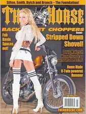 THE HORSE BACKSTREET CHOPPERS No.108 (New Copy) *Free Post To USA,Canada,EU