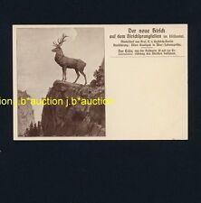HÖLLENTAL Schwarzwald / Der neue Hirsch auf dem Hirschsprungfelsen * AK um 1910