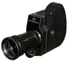 RUSSIAN KRASNOGORSK K-3 MANUAL IN ENGLISH!!