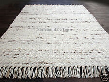 Tapis Berberina 200cmx300cm  Flokos Couleur Naturel mix