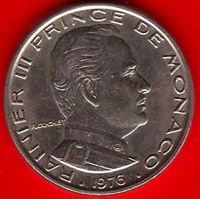 MONACO 1 Franc 1976, tirage  187 500, FDC scellé !