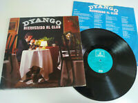 """Dyango bienvenido Al Club Odeon 1983 - LP vinyl 12 """" VG/VG - 2T"""