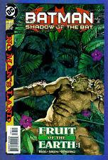 BATMAN SHADOW OF THE BAT  # 88 - DC 1999 (vf-)  No Man's Land
