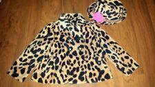 Baby Gap Bryant Park Leopard Set Jacket and Hat