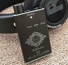 NEW Zisha Z1 hifi player lossless fever MP3 player portable  amp DSD DIY USB DAC