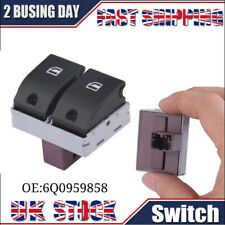 Double Electric Window Switch Button Front Right Fits Seat  For Cordoba VW Polo