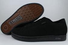 etnies Kingpin Men Shoes 10 Black/black