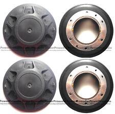 4PCS/LOT Diaphragm For  Peavey 22XT 22A RX22 Diaphragm  SP2 SP4 SP-4X Speaker