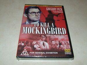To Kill a Mockingbird  - DVD - All Region  - New