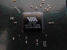 CX700M    system media processor   BGA  VIA