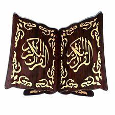Quran Koran Heiliges Buch Ständer Halter Holz Rehal Rihal Rahle Allah Ramazan