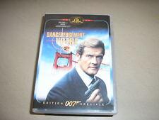 "DVD,""JAMES BOND 007,DANGEREUSEMENT VOTRE"",roger moore"