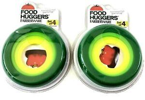 Farberware Food Huggers 2 Sets of 4