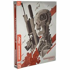 Terminator 2: Judgment Day - Best Buy MONDO X Exclusive SteelBook #009 [Blu-ray]