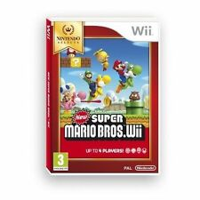 Wii Super Mario Bros Selects (pal Import) Nintendo Game