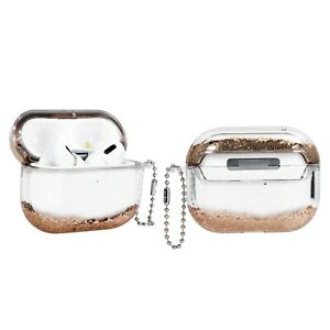 KIQ Premium Protection Snow globe Case for Apple Airpod Pro / Airpod 1st 2nd Gen
