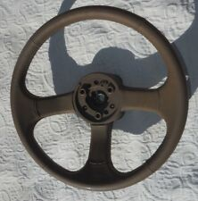 NOS 92 93 BUICK GS Regal Gran Sport LEATHER STEERING WHEEL original GM 1992 1993