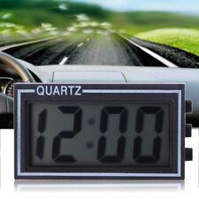 Mini Kfz Auto LCD Digitaluhr Zeitanzeige Autouhr Digital Instrumententafel Datum