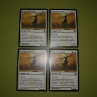 Glimmerpoint Stag x4 Scars of Mirrodin 4x Playset Magic the Gathering MTG
