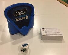 TARDIS Blue Doctor Who Trivial Pursuit -2009- 600 Questions-Hardly Used
