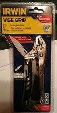 "Irwin Tools 5"" Vise-Grip Multi-Pliers/ Knife"