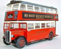 EFE - REF.NO.27809A AEC STL (ROOF BOX) LONDON TRANSPORT CENTRAL AREA RED RTE 134