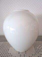 Porzellan Vase weiss KPM Berlin Zeptermarke erste Wahl (E402)xx