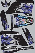 Graphics for 1996-2001 Yamaha YZ125 YZ250 YZ 125 250 Decal fender shroud Sticker