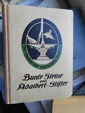 Adalbert Stifter: Bunte Steine illustriert von Wilhelm Roegge Jugendblätter