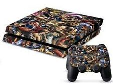 Super Street Fighter DECAL STICKER 4 PS4 PlayStation For Console Controller