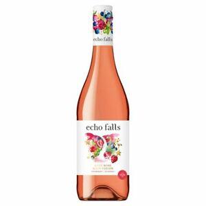Echo Falls Strawberry, Raspberry Rose Wine & Gin Fusion 750ml