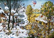 HEYE CARTOON CLASSICS JIGSAW PUZZLE RYBA: PARADISE 2000 PCS #29704
