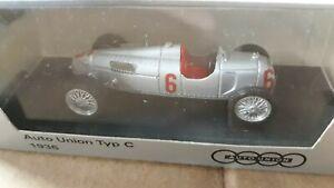 Auto Union type C 1936 Audi 1:43