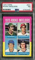 1975 Topps #623 Keith Hernandez Rookie! PSA 7 NM