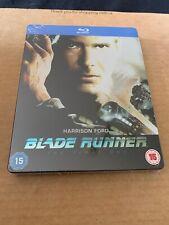 Blade Runner: The Final Cut UK 2 Disc Blu-Ray Steelbook BRAND-NEW & SEALED