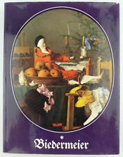 Buch: Biedermeier von Willi Geismeier Kunst- und Kunstleben VEB E.A. Seeman e856