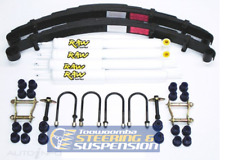 HOLDEN RODEO RA 03-08 4X4 2INCH-50MM RAW SUSPENSION LIFT KIT