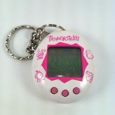 1997 Tamagotchi White and Pink - See Description