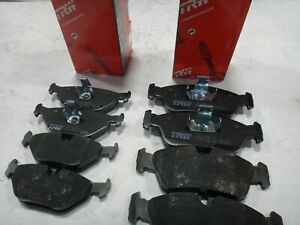 TRW OEM Front Rear Brake Pads For BMW X5