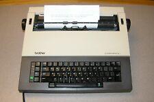 Brother - Student-Riter XL I Typewriter Model CE-25