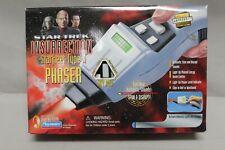 SEALED BOX Star Trek Insurrection Starfleet Type II Phaser