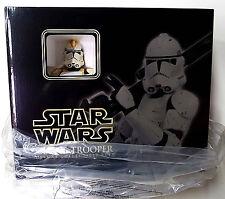 Star Wars Clone Trooper Utapau Bust Statue Orange Gentle Giant New 2006 Limited