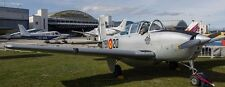 Beech Model 45 Mentor Trainer T34 Aircraft Wood Model Free Shipping