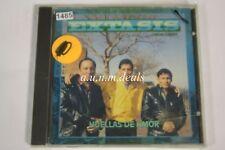 Extasis Huellas De Amor Hnos Garay Music CD