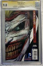 Suicide Squad #14 CGC 9.8 WP - Signed By Greg Capullo