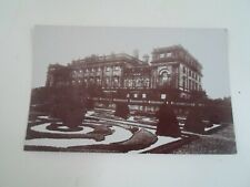 LEEDS,  Harewood House, Vintage Real Photo Postcard  §D972