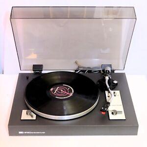 ITT Hifi 8010b Plattenspieler Turntable Vintage - Startklar und frisch gewartet