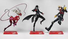 3pcs Persona 5 Anne Takamaki Ryuji Sakamoto Ren Amamiya Acrylic Stand Figure