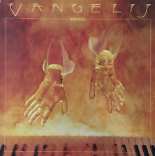 VANGELIS -  Heaven And Hell (LP) (EX-/VG-)