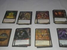 Estate Lot of WOW World of Warcraft TCG cards